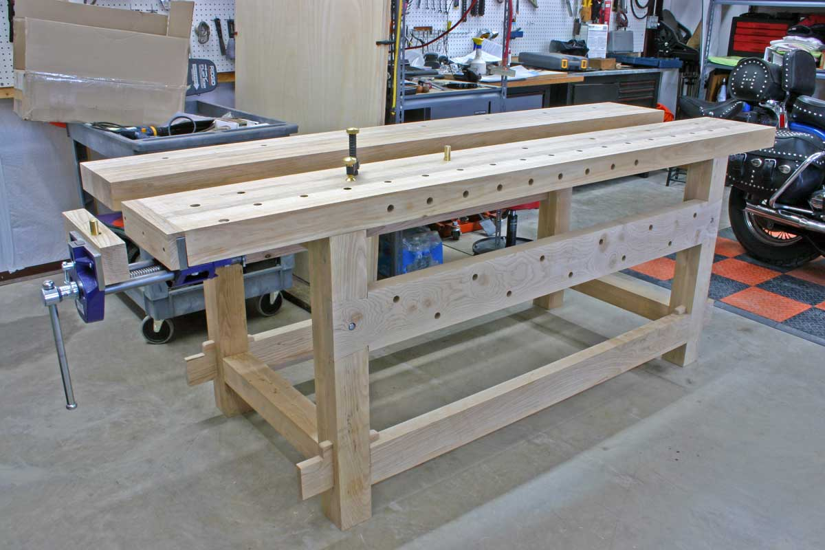 Woodworking Jamrud Popular 21st Century Workbench Popular Woodworking