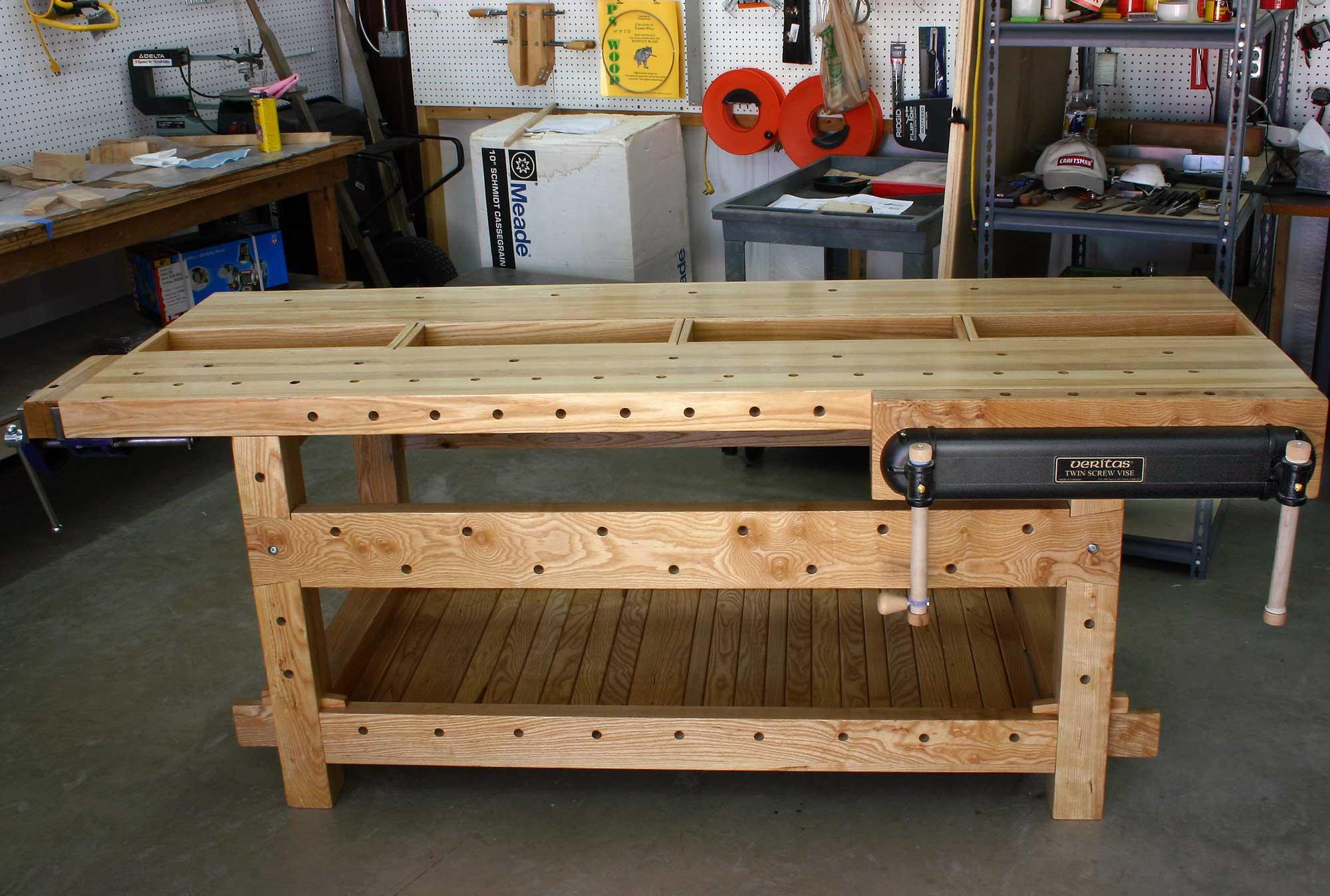 Верстак в гараже своими руками: как сделать Строй 90