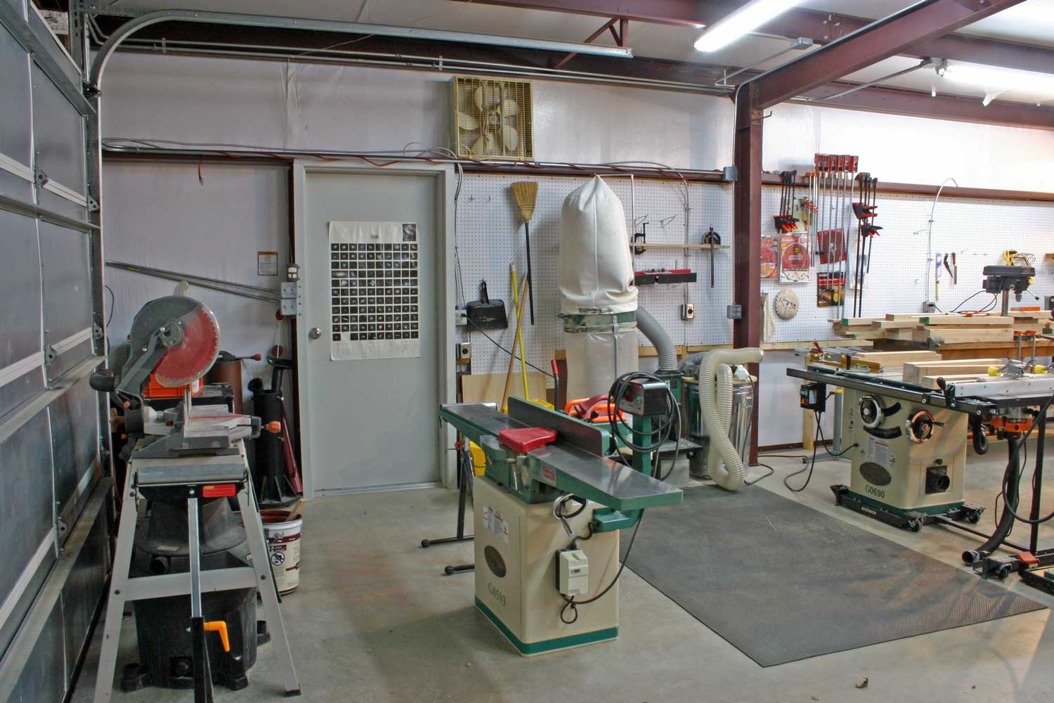 Need Suggestions On New Shop Layout By Riverb Lumberjocks Com Woodworking Community